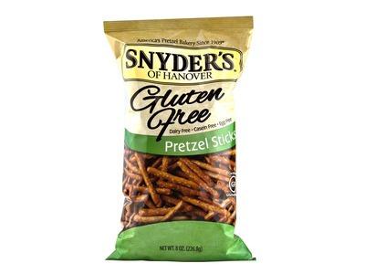 snyder s gluten free pretzel sticks the cheese shop