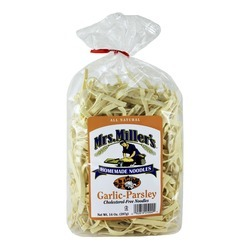 Mrs. Miller's Garlic Parsley