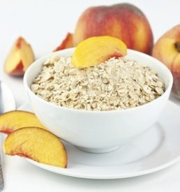 Peaches N Cream Oatmeal