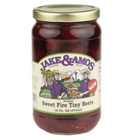 Sweet Fire Beets 16oz.