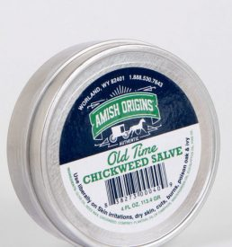 Amish Origins Chickweed Salve
